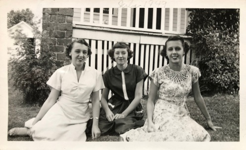 The Davis sisters