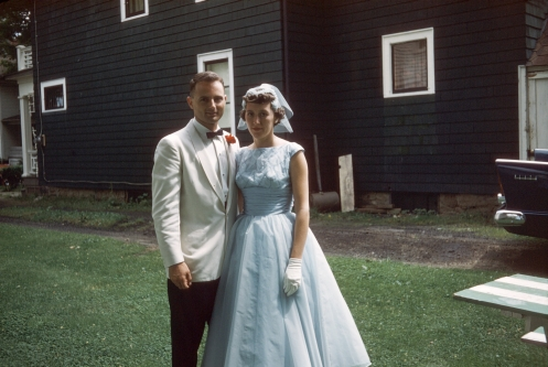 08 Mom 06 wedding 1956